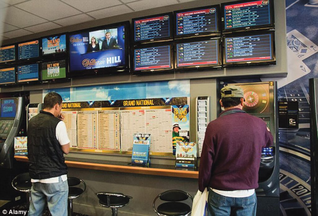 Self exclusion from bookies