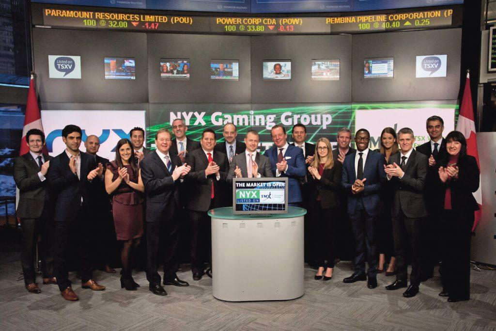 NYX Gaming, Openbet, Matt Davey