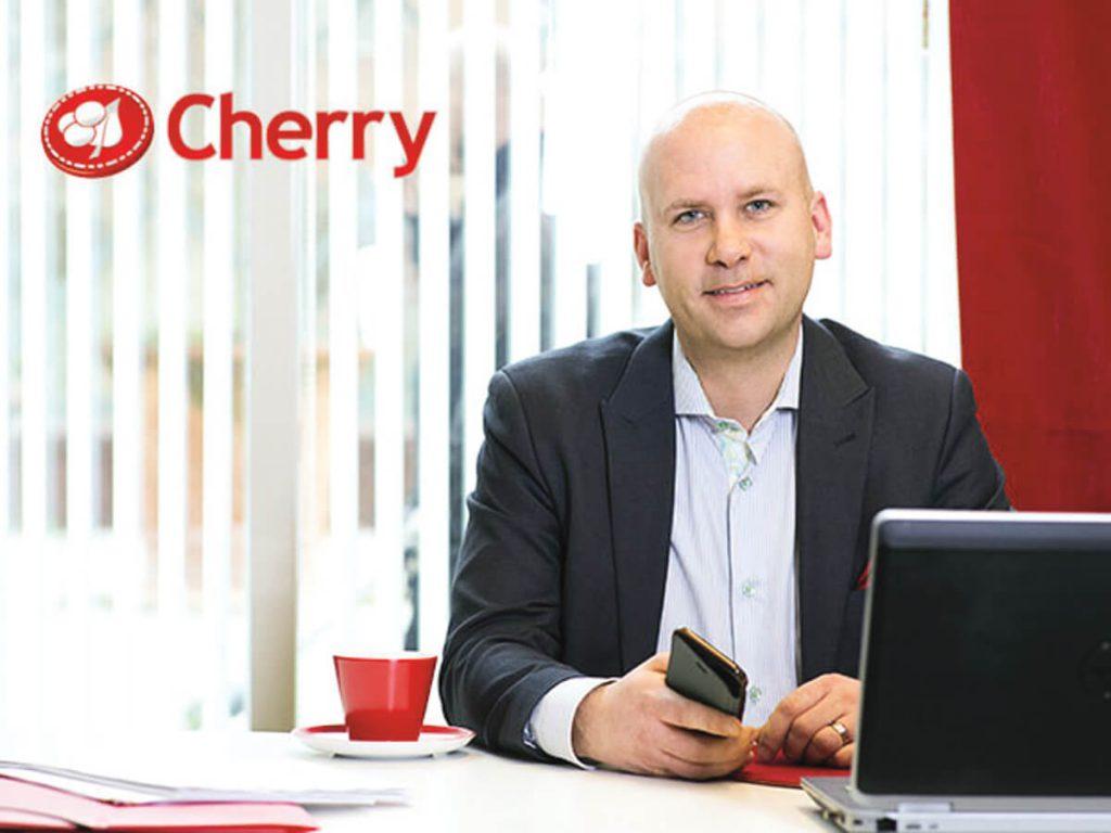 Cherry Fredrik Burvall