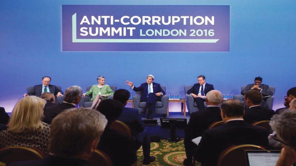 Anti corruption summit
