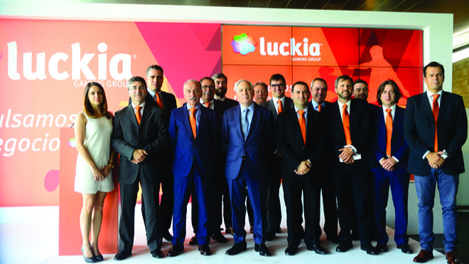 Luckia Gaming Latin America NYX