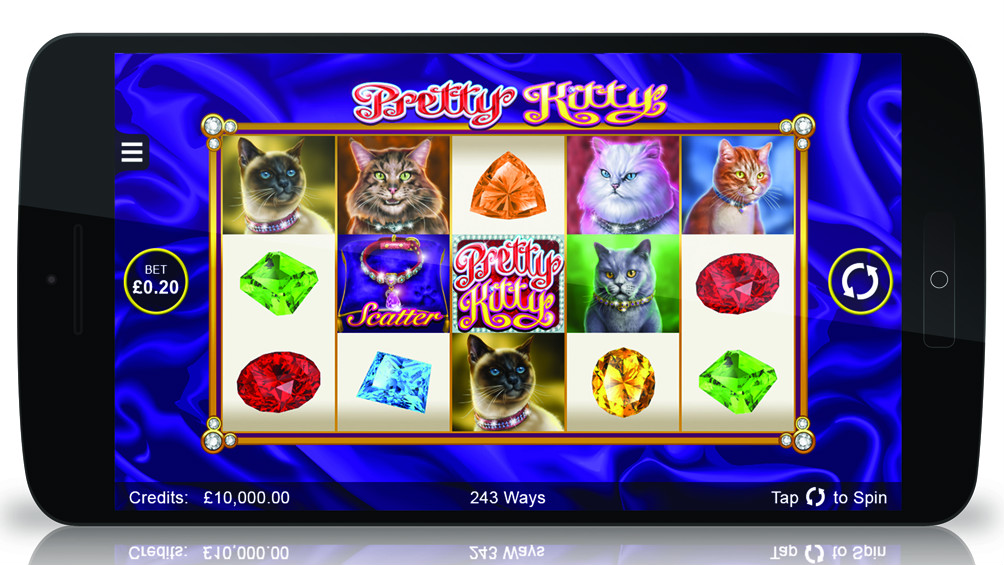 Microgaming Pretty Kitty Slot