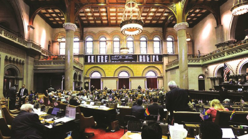 New York Poker Legislators
