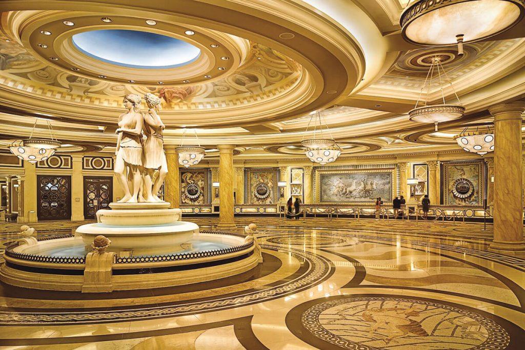 Caesars restructuring