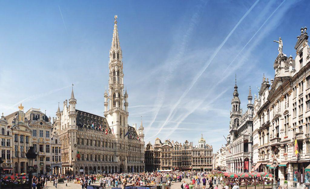 Belgium Brussels VAT