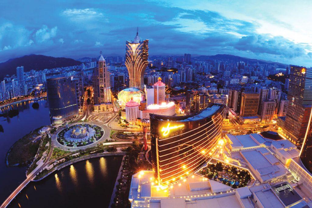 Macau Slot Licence Betting