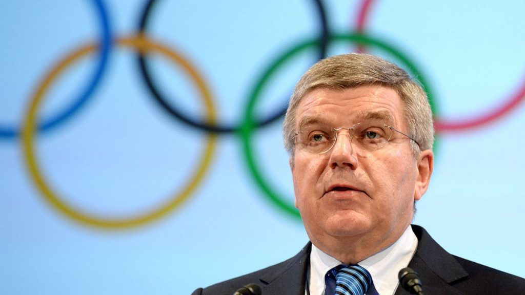 Olympic, Thomas Bach