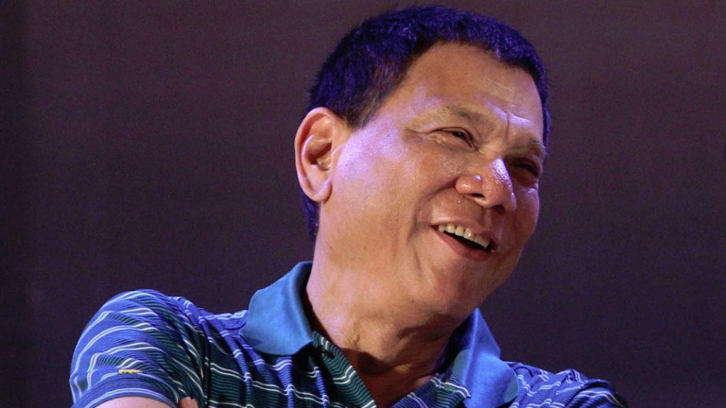 Rodrigo Duterte Philippines