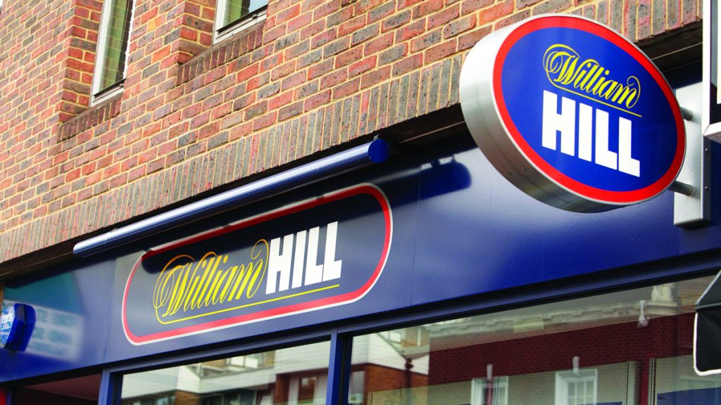 William Hill sales