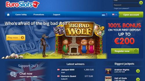 Betting Business, Cherry, EuroSlots, casino,