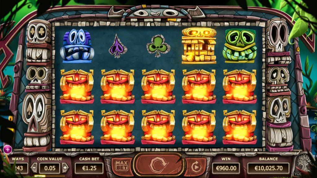 Betting Business, Yggdrasil, slot