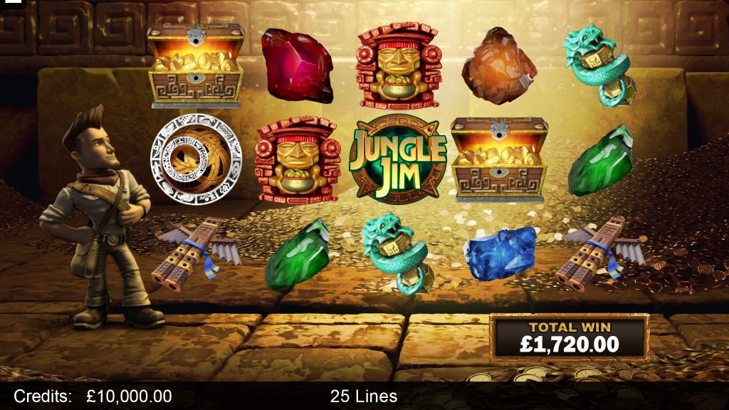 Betting Business, Microgaming, Jungle Jim