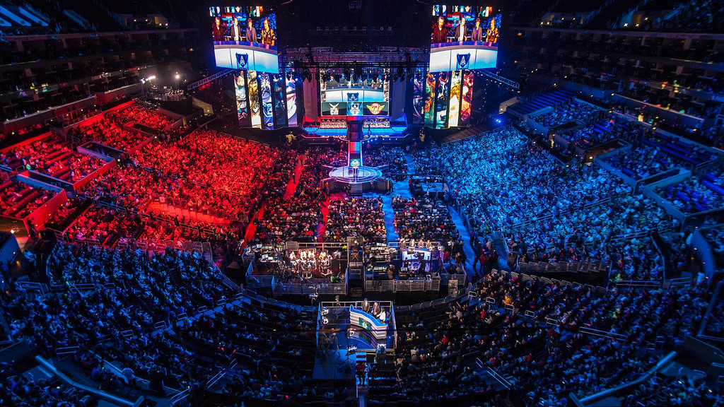 Betting Business, esports ESL