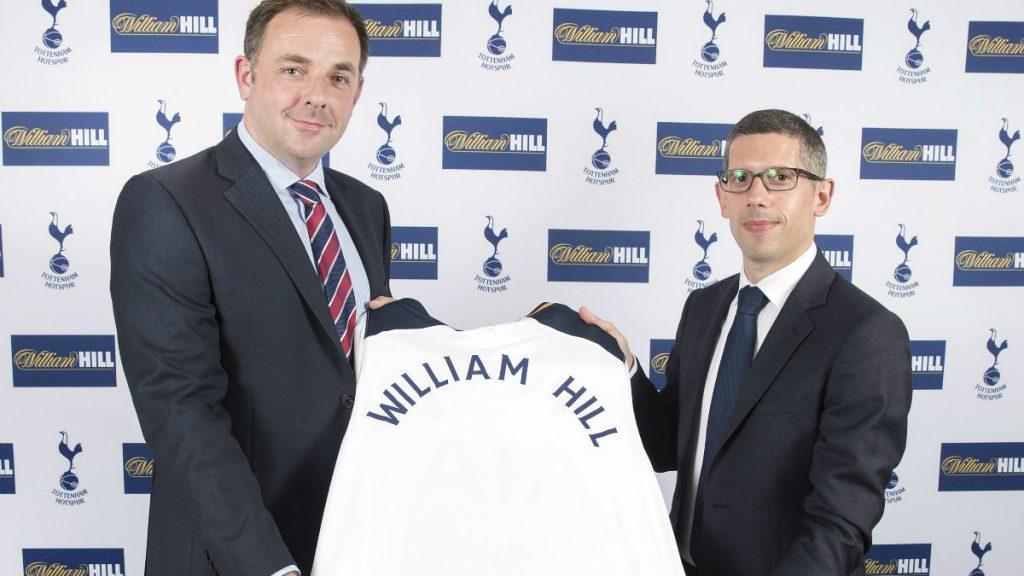 William Hill Tottenham Hotspur