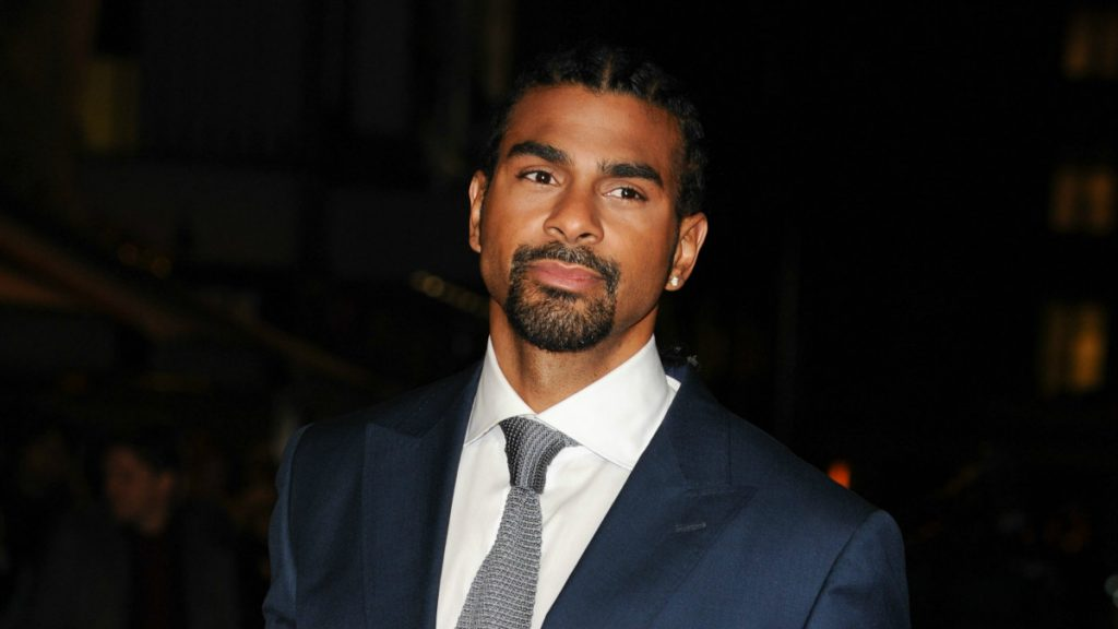 Betting Business David Haye BOSCON Betting on Sports