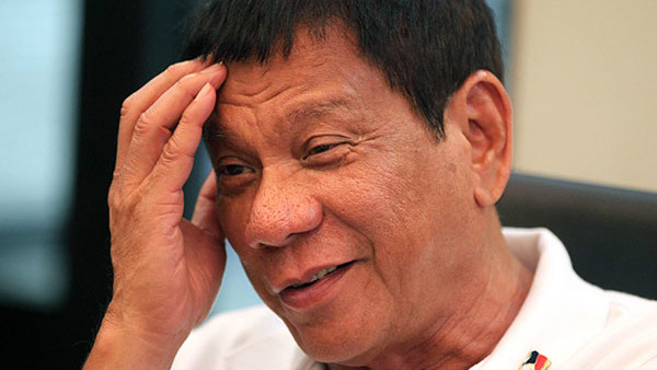 Betting Business Duterte