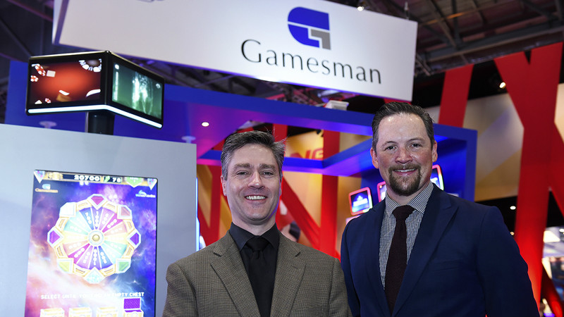 Betting Business, Casino Review, G2E, Gamesman, Martin Rigby