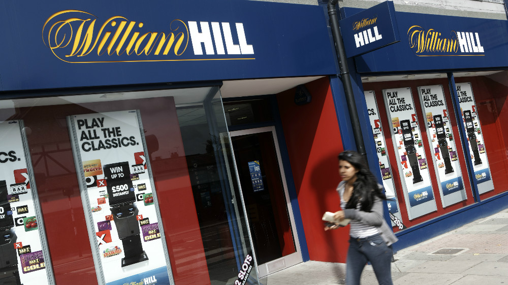 betting business Amaya William Hill