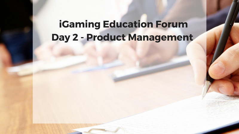 Betting Business regulation iGaming Education Forum