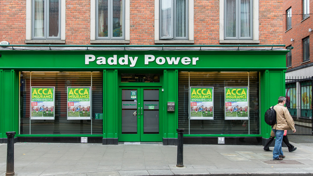 Betting Business Paddy Power Betfair Financial