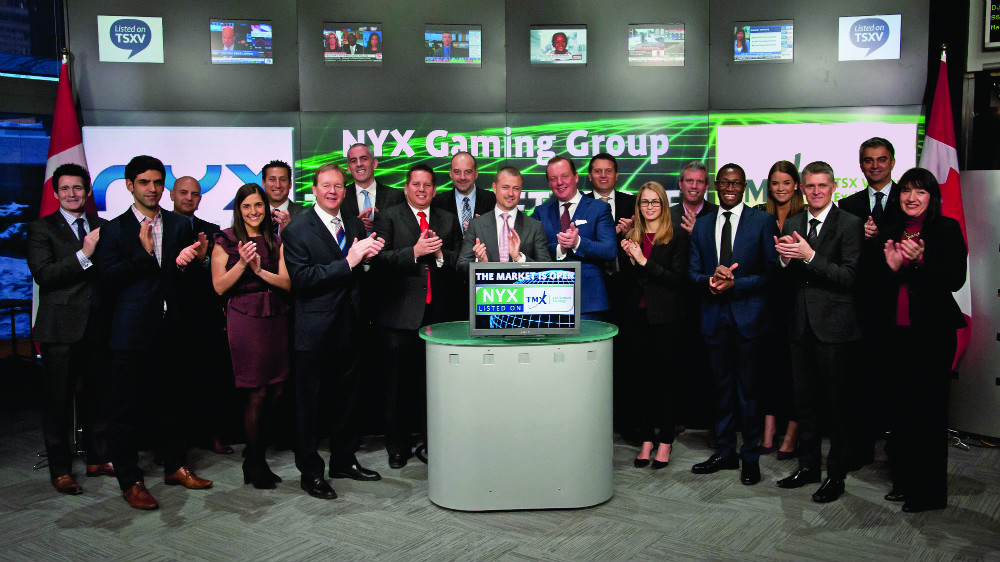 Betting Business NYX Gaming