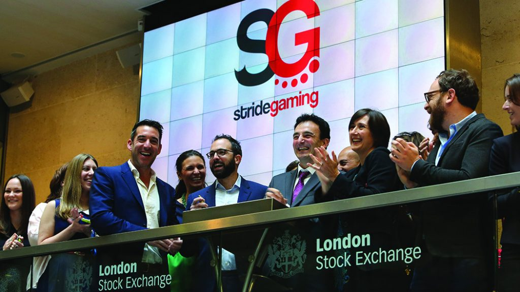 Betting Business Stride Gaming