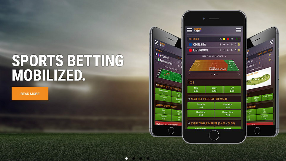 Betting Business Jim Supple Metric Gaming