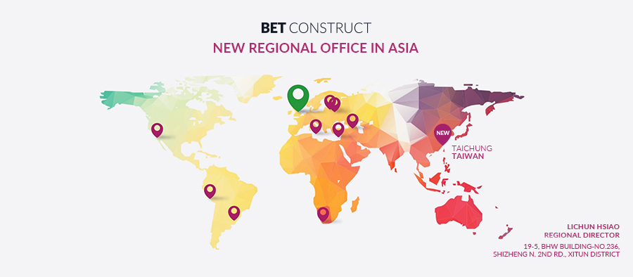 Betting Business Betconstruct Taiwan