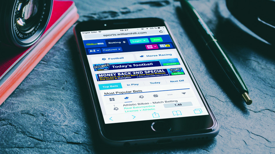 Betting Business William Hill