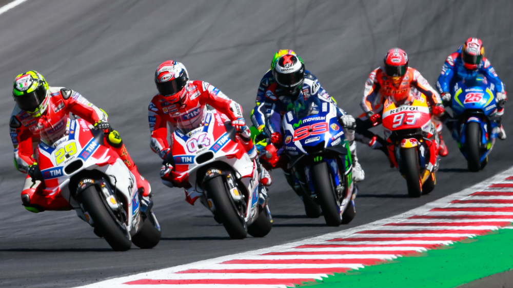 Betting Business Motogp