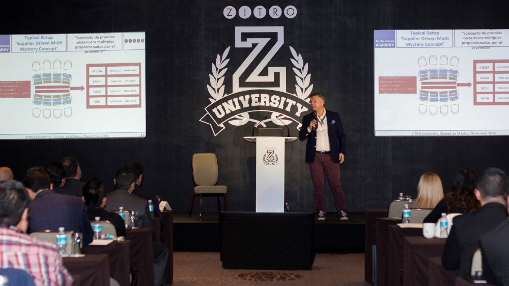 Betting Business Zitro University