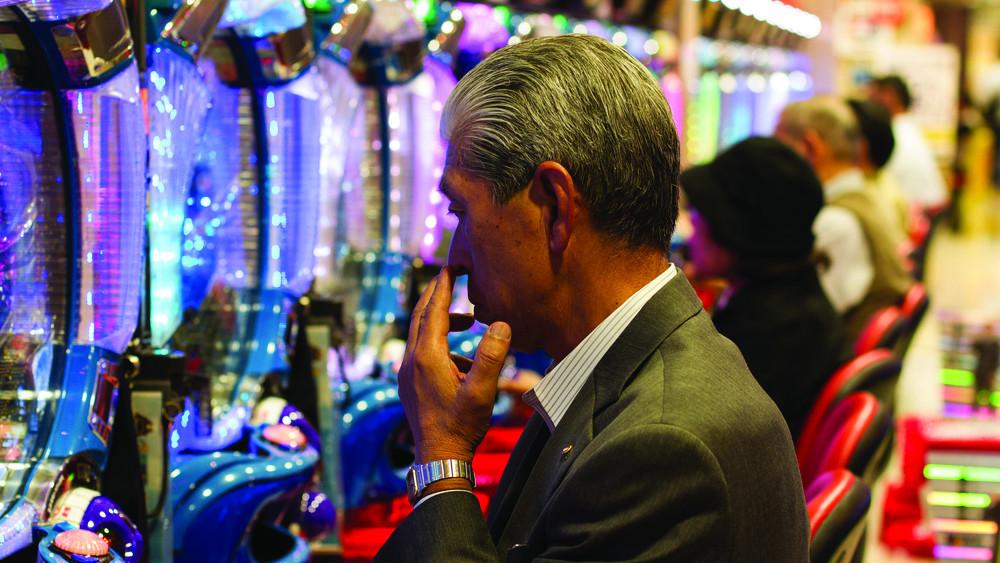 betting business Japan