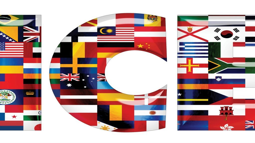 Betting Business - ICE 2017 flies the flag as the United Nations of gaming