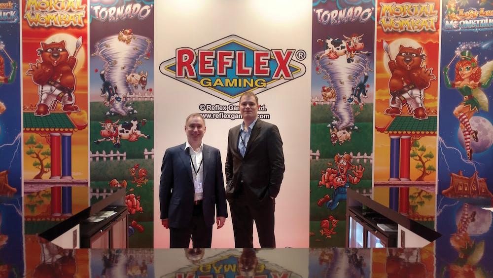 Betting Business Reflex Gaming William Hill