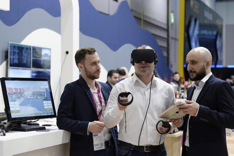 Betting Business VR Betconstruct