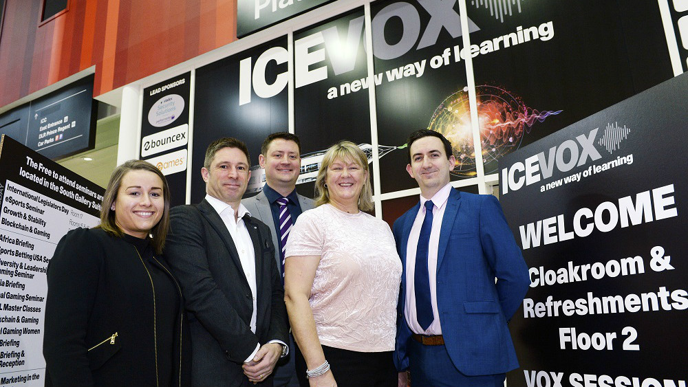 Betting Business ICE VOX, gaming's newest learning brand