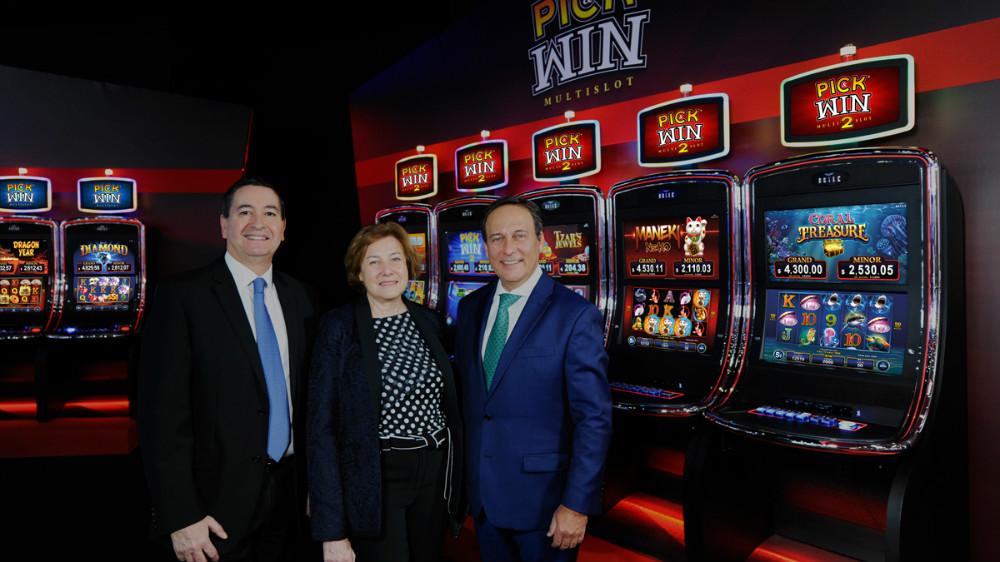 Betting Business Zitro ICE Totally Gaming