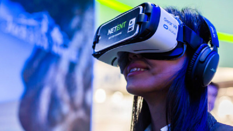 Betting Business - NetEnt pioneers online casino with real-money Virtual Reality slot
