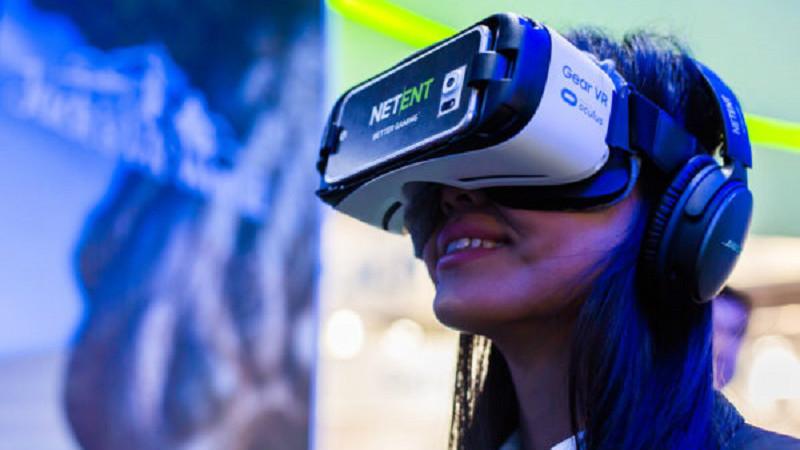 Betting Business NetEnt Virtual Reality