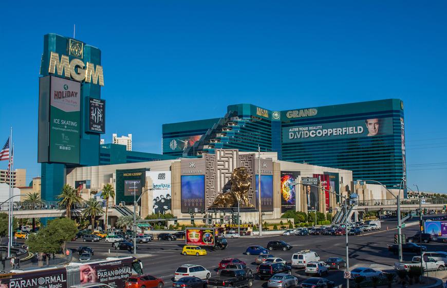 Betting Business MGM Resorts Responsible Gambling