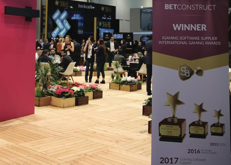 Betting Business - Betconstruct ICE 2017