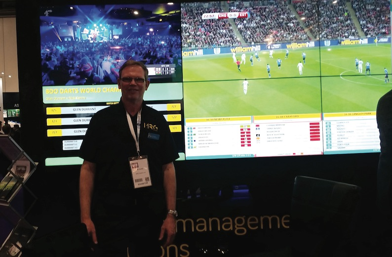 Betting Business - MRG Systems ICE