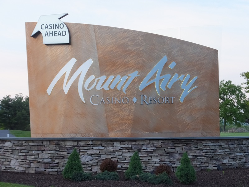 Betting Business - Mount Airy Casino resort Greentube