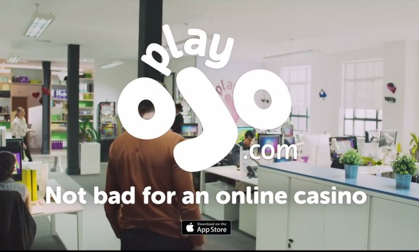 Betting Business - PlayOJO ad campaign