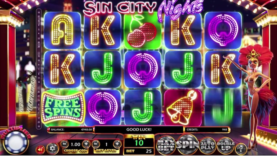 Betting Business - Sin City Nights Betsoft Gaming iGaming Asia Congress