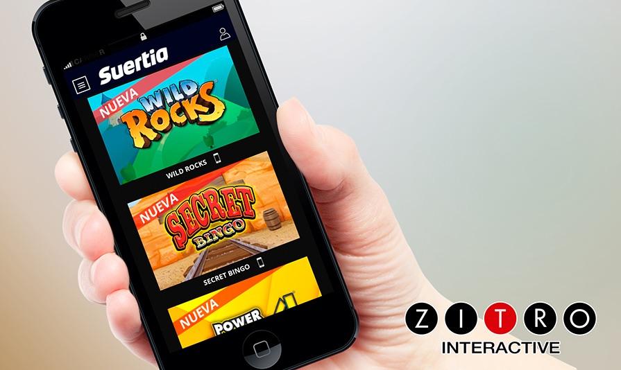 Betting Business - Zitro Interactive Suertia