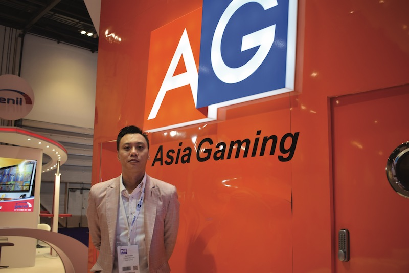 Casino Review - Asia Gaming ICE 2017