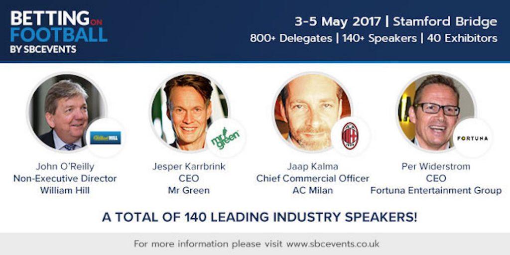 BB - Betting on Football 140 leading speakers