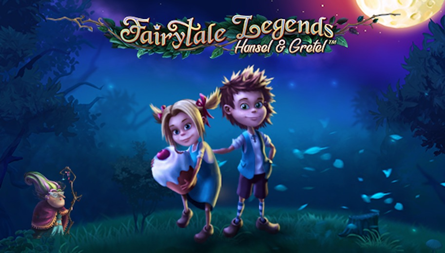 BB - NetEnt Hansel Gretel Fairytale Legends