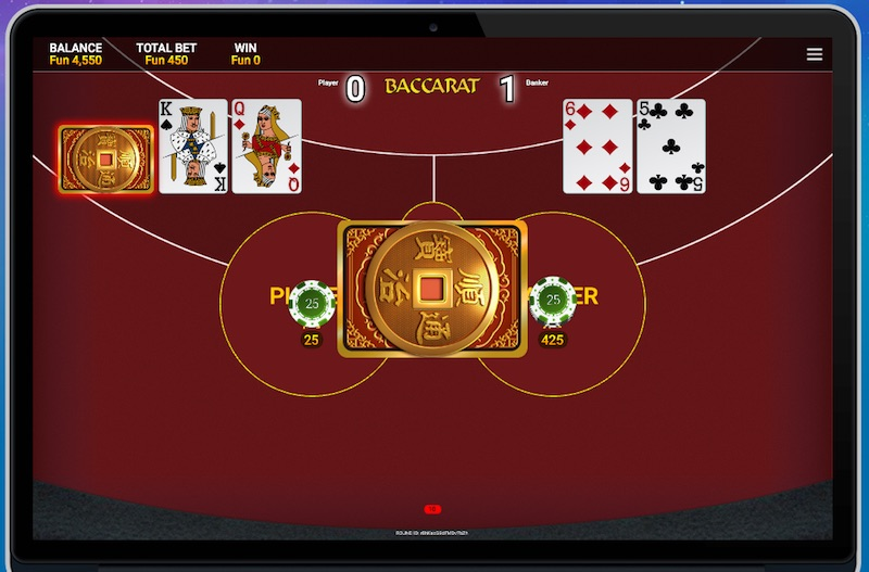 BB - OneTouch baccarat EGR awards